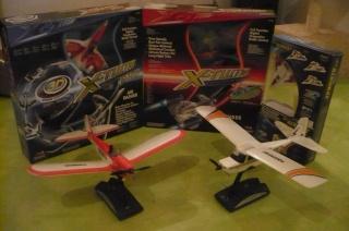 Minium Kyosho 3CH (avion) P1020117