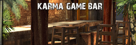 KARMA GAME BAR