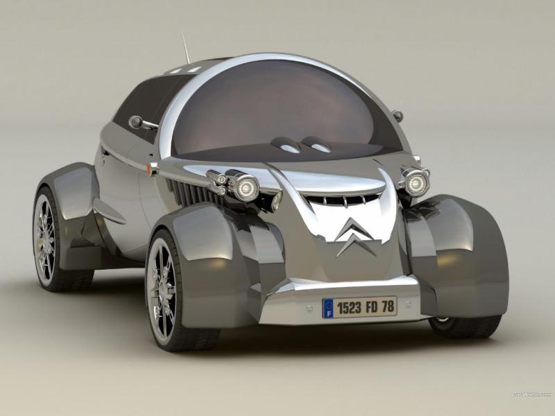[Concepts] Les plus beaux concepts-car de 2000 à nos jours! - Page 6 Citroe13