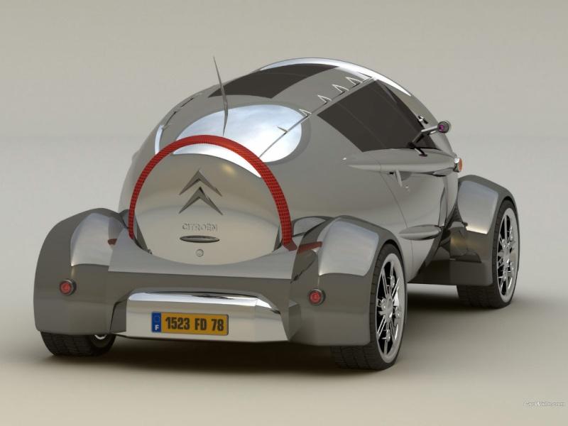 [Concepts] Les plus beaux concepts-car de 2000 à nos jours! - Page 6 Citroe14