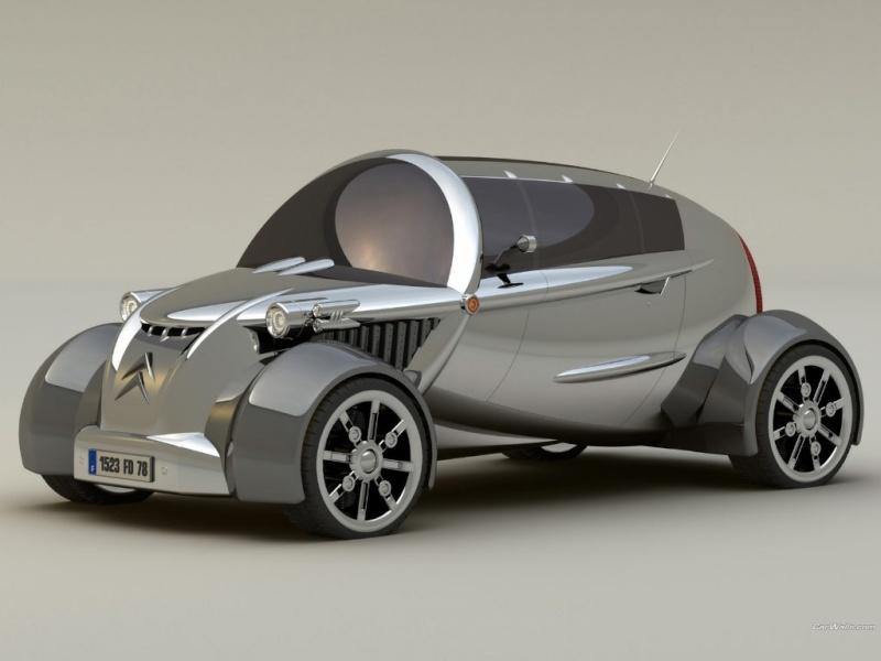 [Concepts] Les plus beaux concepts-car de 2000 à nos jours! - Page 6 Citroe16