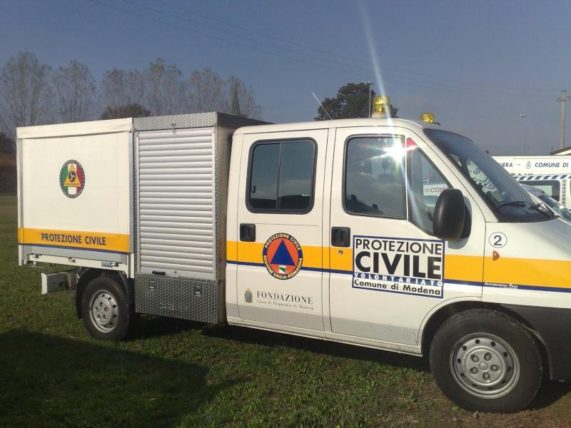 protezione civile provincia di modena 09112017