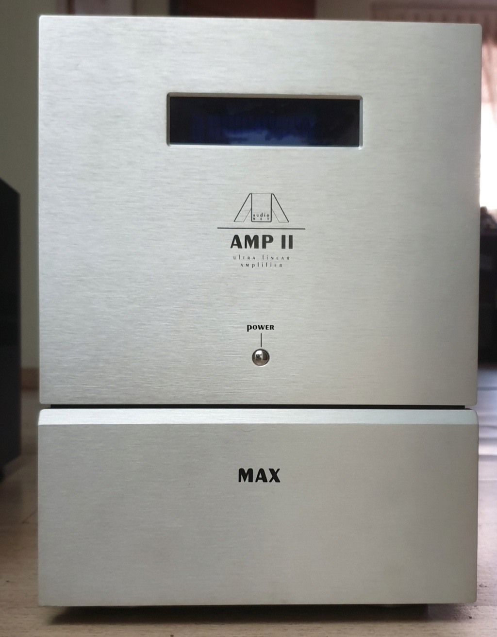Audionet Pre & Power Mono Blocks (one of the Mono Block not working) Amp-fr10