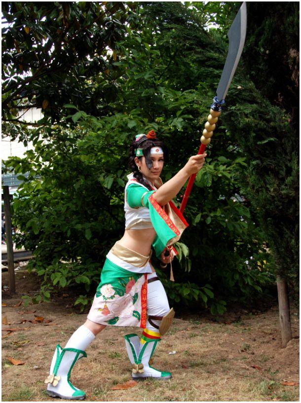Nekomiaw cosplay Jhgg10
