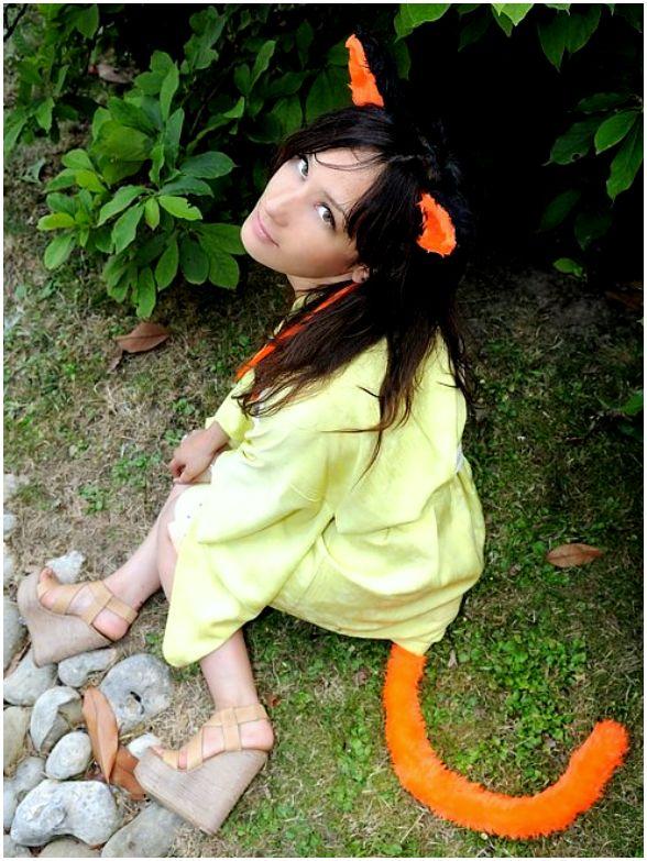 Nekomiaw cosplay Oi10