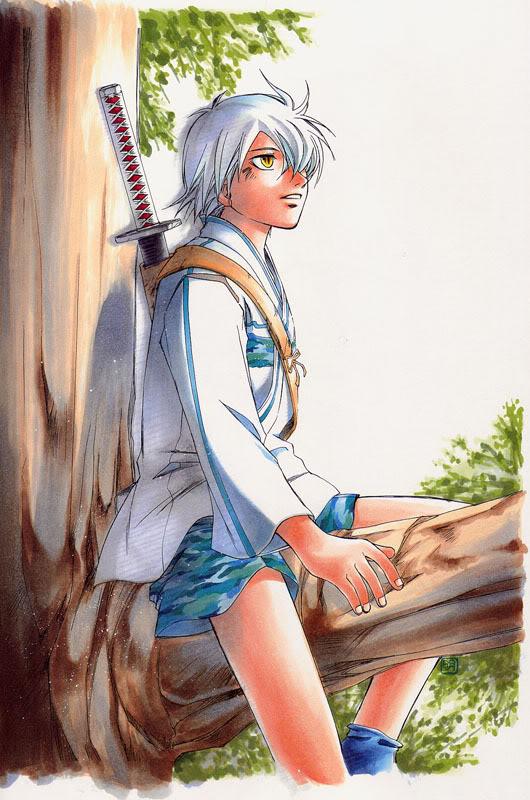 NekoMiaou Cosplay - Page 4 Samura10