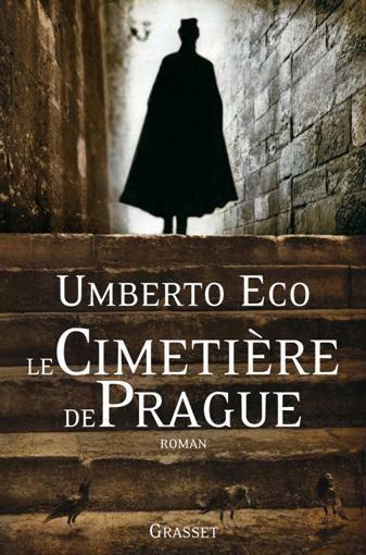[Eco, Umberto] Le cimetière de Prague 12611
