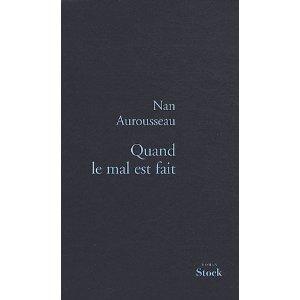 [Aurousseau, Nan] Quand le mal est fait 41r4vr12