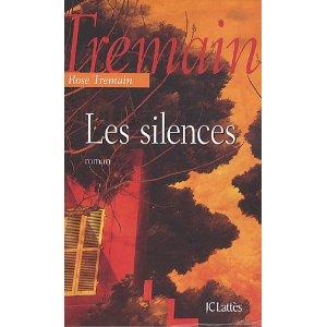 [Tremain, Rose] Les silences 5165o810