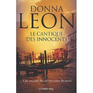 [Leon, Donna] Le cantique des innocents 51vknz11