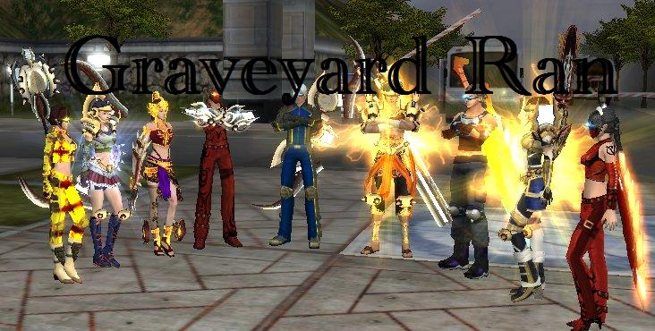 Graveyard RAN Online