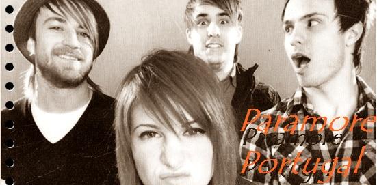 Paramore Club Fãs PT
