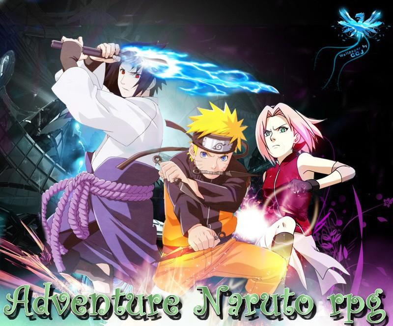 Adventure Naruto rpg