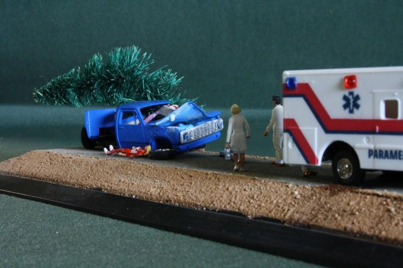 Auto gegen Tanne 1/87 autsch Img_0019