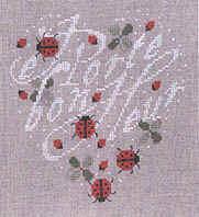 """Coeur """"porte bonheur"""" d'IV 50018_11"""