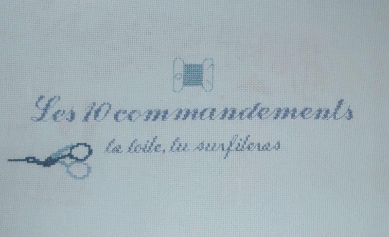 Les 10 commandements de la brodeuse Dscf8462
