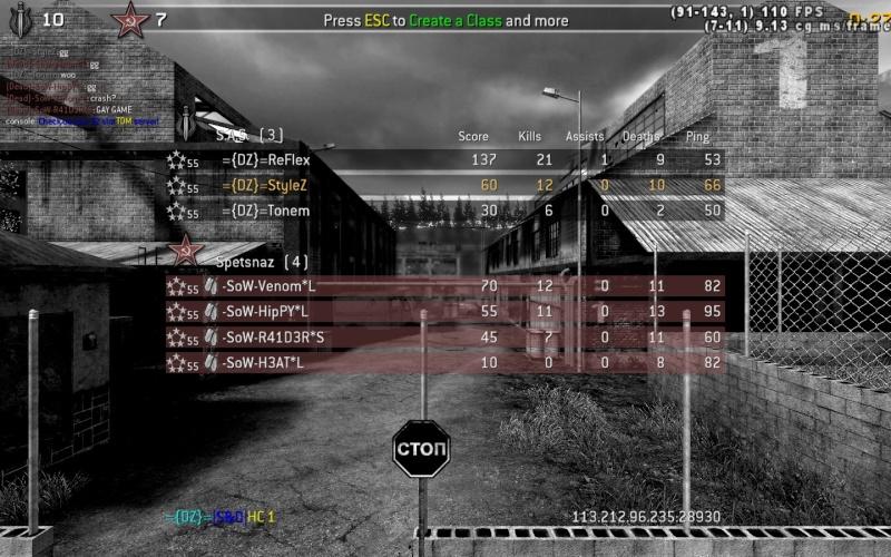 ={DZ}= vS. -SoW-  ={DZ}= WIN! Shot0028