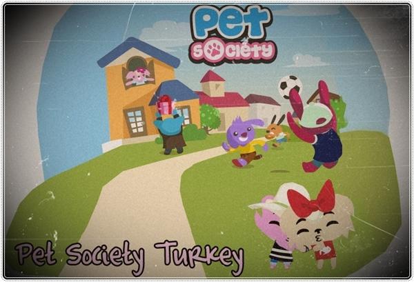 Pet Society Turkey
