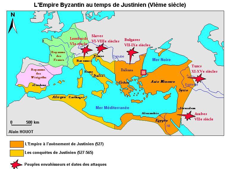 [Byzance] les débuts de l'empire byzantin Nouvel10