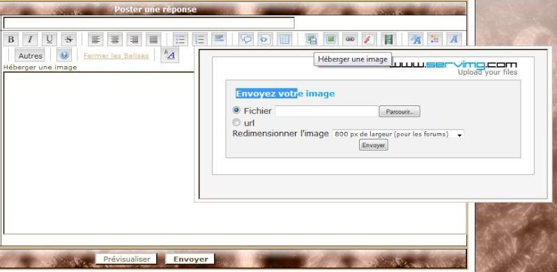 Comment montrer vos screens Screen10
