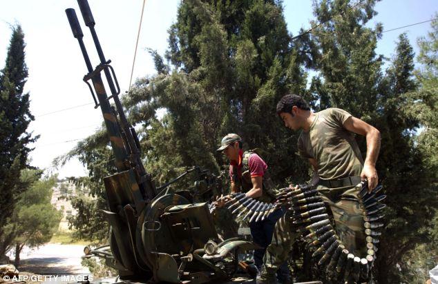 Sujet concernant les moments forts de l'actualité avec photos conseillées: Alep110