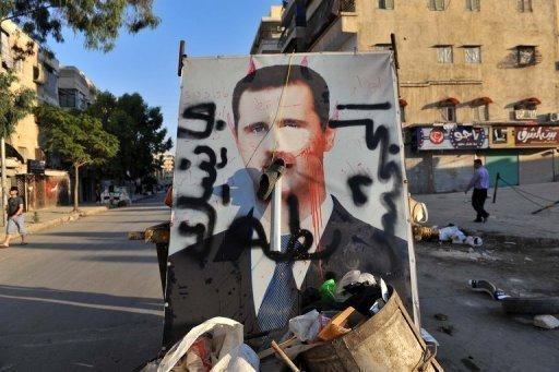Sujet concernant les moments forts de l'actualité avec photos conseillées: Alep610