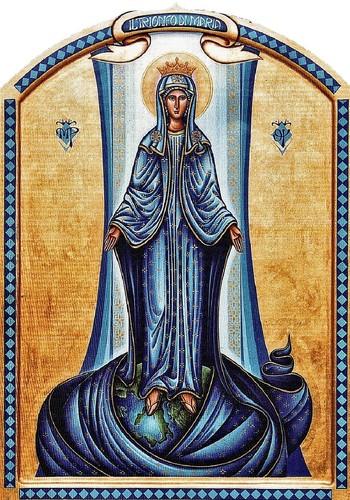 L'humilité de la Vierge (I) + (II) + (III) 1010