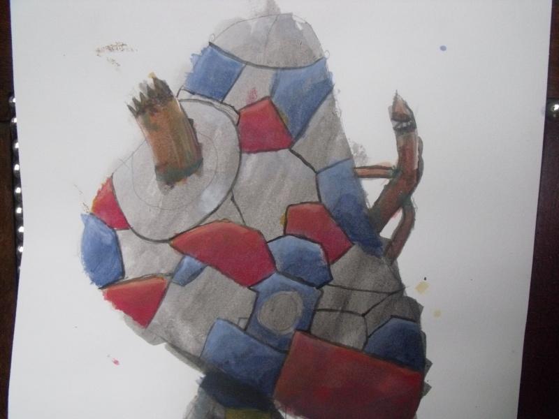 KraztaK fais aussi de la peinture sur autre chose que de la fig... Dscf2119