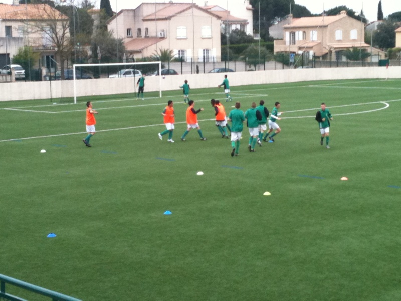 Castelnau - NO : 2-0 Un pénalty très discutable et une défaite injuste pour nos U15 Honneur 03_04_10