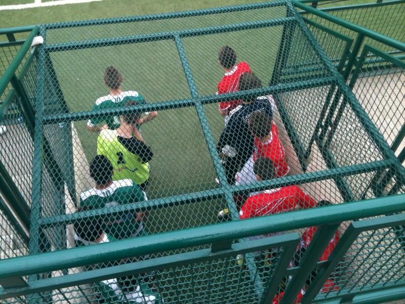 Castelnau - NO : 2-0 Un pénalty très discutable et une défaite injuste pour nos U15 Honneur 03_04_14