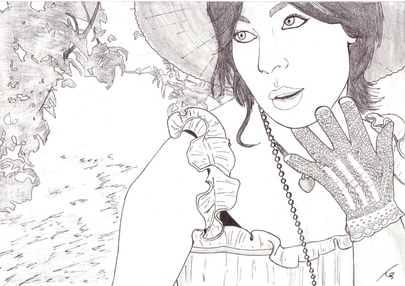 Mes dessins Audrey12