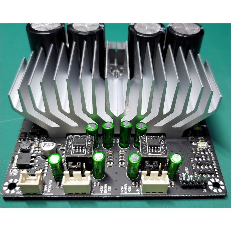 3e-audio tpa3255 Amplificatore in classe D 300W x 2 su 4 ohm (upgrade possibile) 65€ Tpa32510