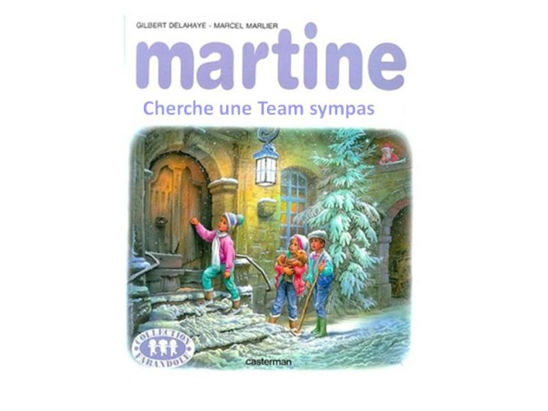 Martine, 2 qui la tienne..... Martin18