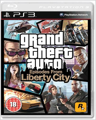 GTAIV episodes from liberty city sur PS3 et PC ! Grand-10