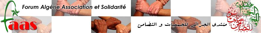 Forum Algérie Associations et Solidarité