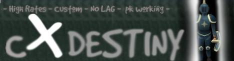 CXDestiny Logo ~ Rsz_cx10