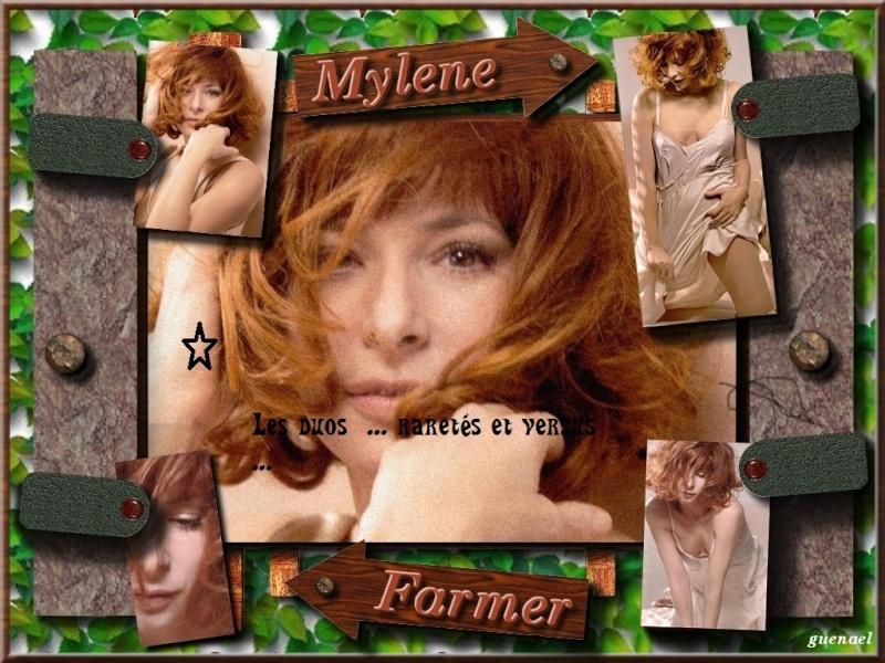 Tous les DUO de Mylène !!! 26757710