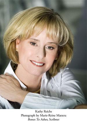 Bones, inspirée des livres et de la vie de Kathy Reichs Reichs10