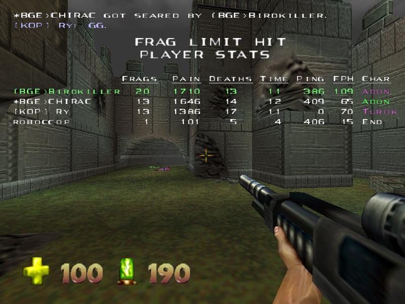 Last pr0 screenshots Bge310