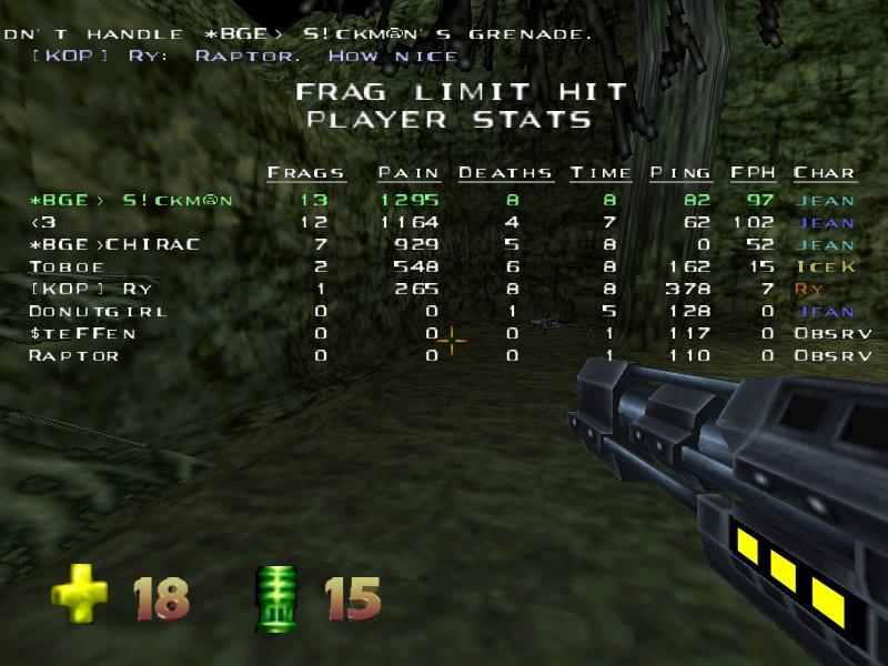 Last pr0 screenshots Bge610