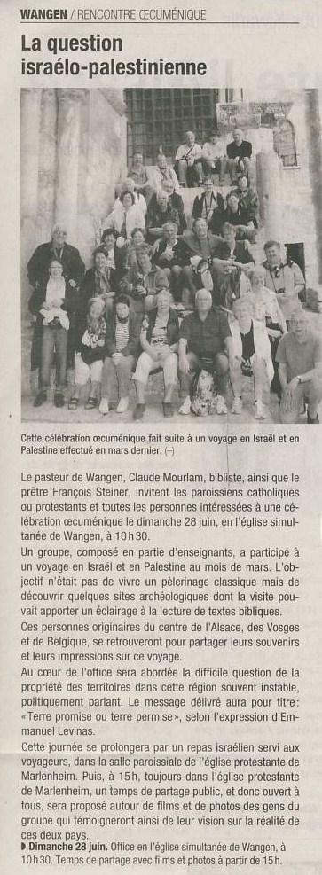 """Dimanche 28 juin 2009 en l'église simultanée de Wangen : """"Terre promise ou terre permise"""" Image013"""