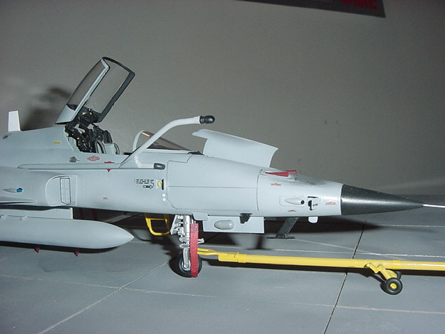 F-5 tiger III de la fach F-510