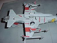 F-5 tiger III de la fach Mw01510
