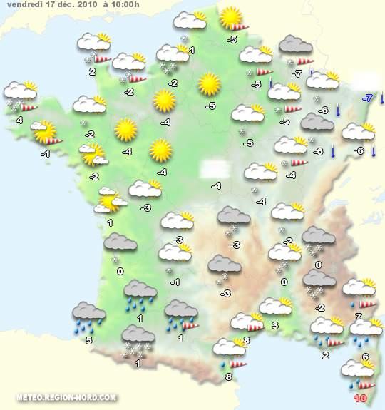 vendredi 17 décembre 2010 France33