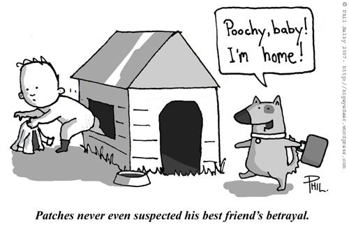 Dog Cartoons Dog-ch10