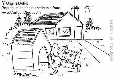 Dog Cartoons Hsc39310