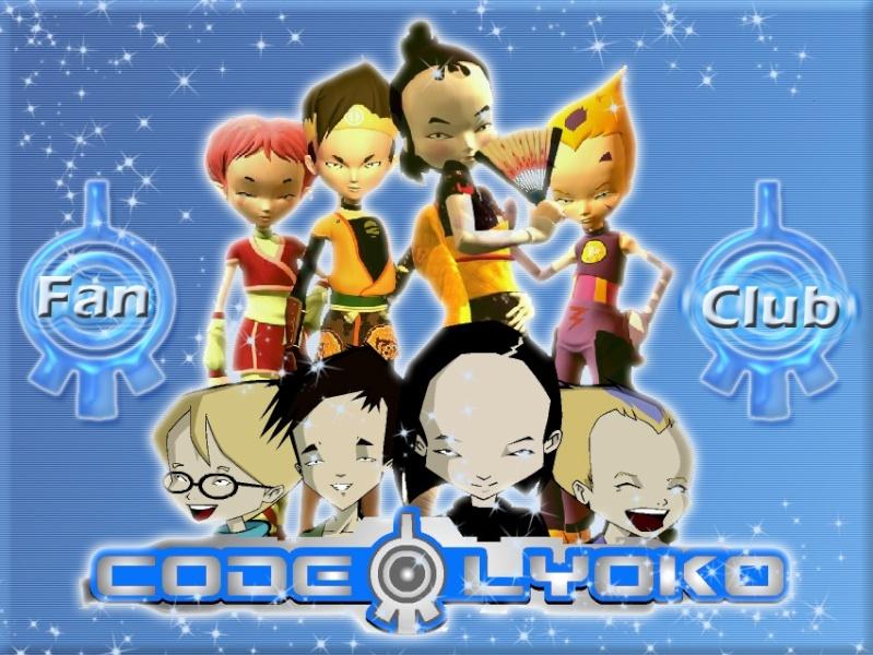 fan club code lyoko! Codely10