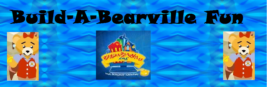 Build A Bearville fun