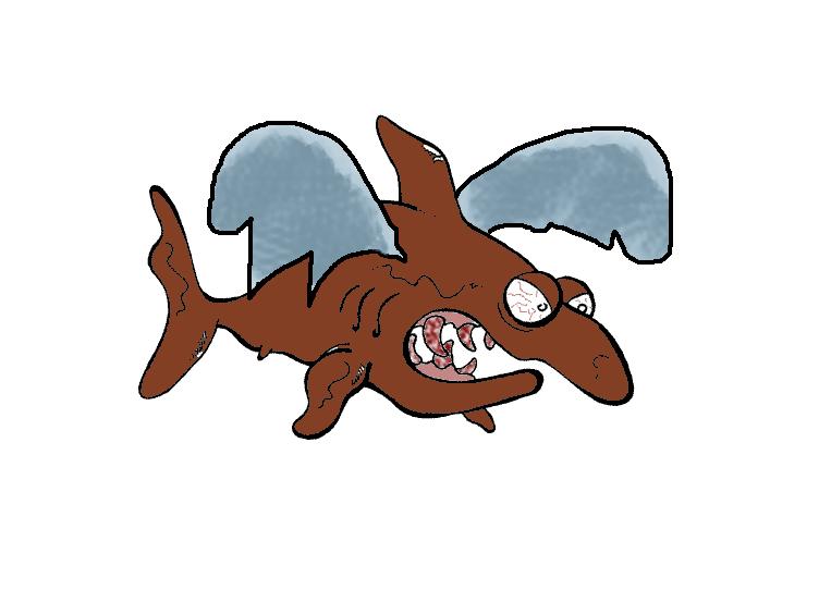 A la recherche de l'alchimiste Todd Curaï (destin) Requin10