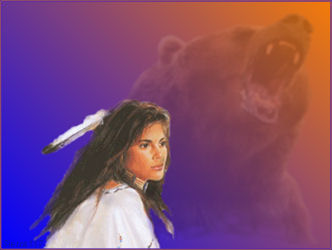 """les totems - """"l'astrologie"""" amérindienne Indien11"""